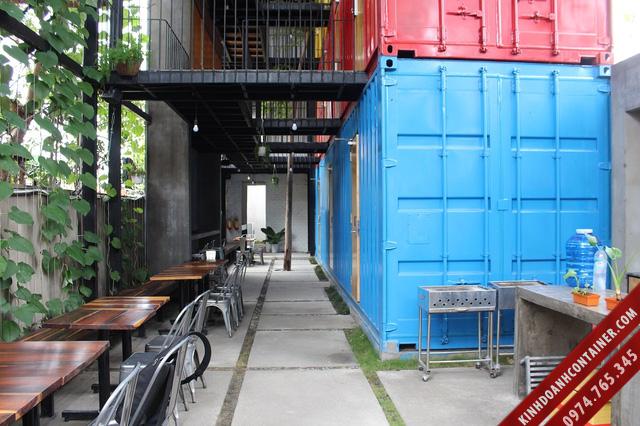 khách sạn container - 3 khối
