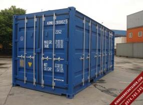 container khô 20 feet mở cửa hông