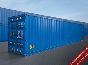 container khô 40 feet thường