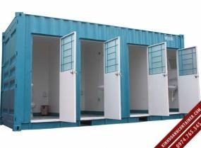 container nhà vệ sinh 20 feet